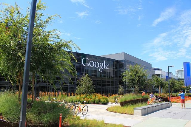 La lista dei servizi offerti da Google