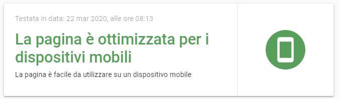 Indicizzazione 'Mobile-First'