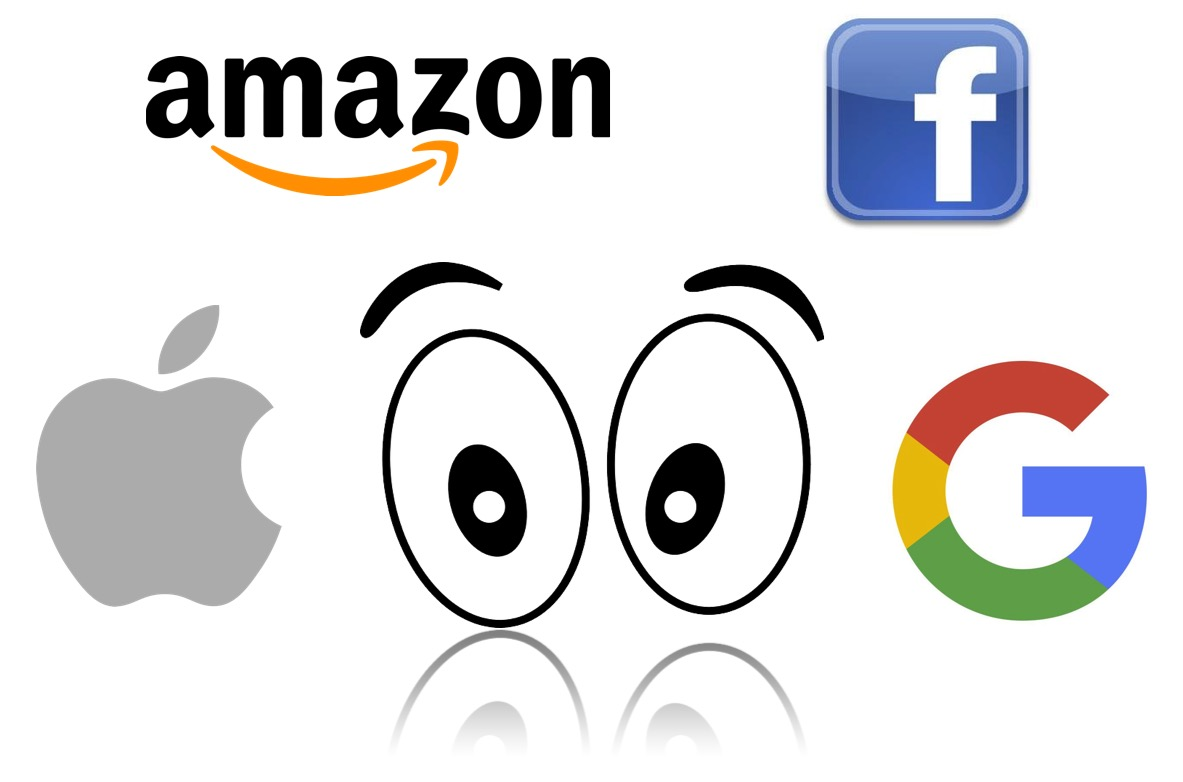 Le quattro sorelle (Google, Amazon, Apple e Facebook) davanti al congresso USA
