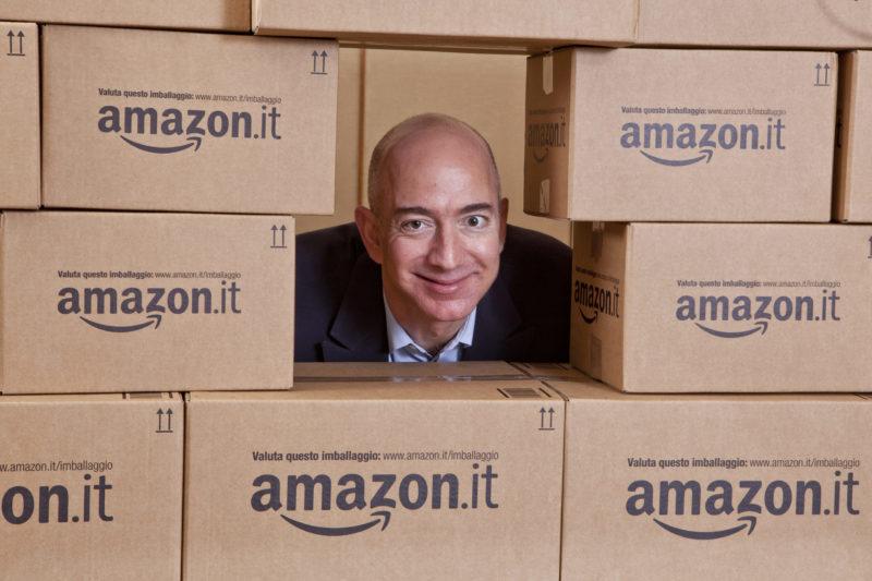 Amazon: la più grande azienda del mondo