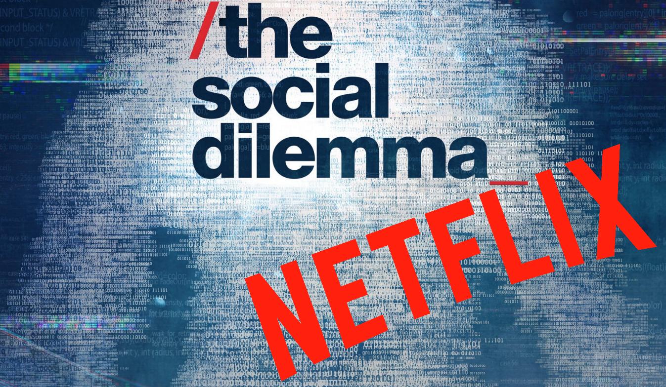 The social dilemma: la serie di Netflix ci spiega come funzionano i social dietro le quinte